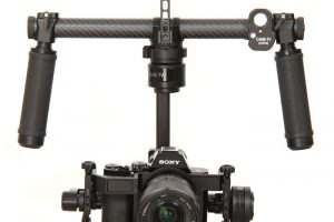 CAME-MINI: The Budget 3-Axis Gimbal Stabiliser For Your A7s, GH4 or NX1