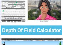 An Online Depth of Field Simulator Will Help You To Better Compose Your Shots