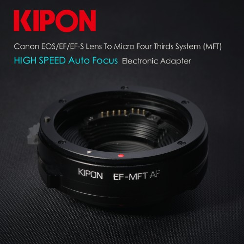 Kipon EF to MFT adapter
