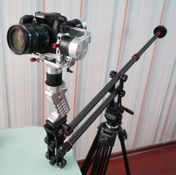 came-single 3-axis stabiliser jib