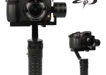Beholder MS1 Pistol Grip Gimbal Stabiliser For Your GH4, A7s and BMPCC