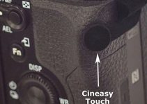 Cineasy Touch Video Record Button Enhancement For Your Sony A7s