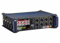 The Impressive Zoom F8 Multi Track Field Recorder Now Available For Pre-Order