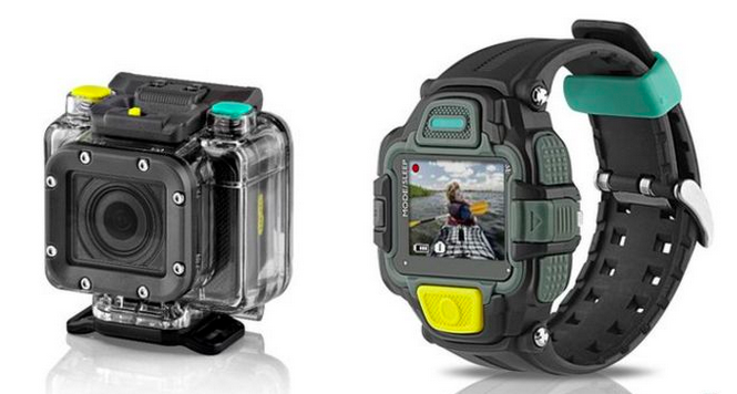 4gee action camera wrist