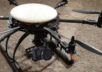 New 4K Drone Camera from China Plus New Full-Frame Tokina 24-70mm f2.8 Zoom Lens