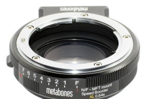New Metabones Speed Booster XL Turns Your GH4 Into a Super 35 4K Beast