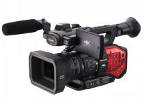 First Look At The Panasonic AG-DVX200 4K Large Sensor Fixed Lens Camcorder