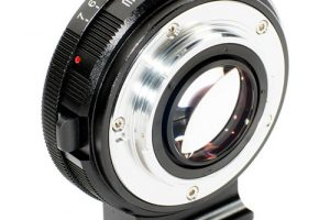 Expect New Metabones Speed Booster ULTRA for Micro Four Thirds Cameras in the Fall