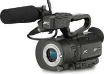 JVC Adds LOG to Their GY-LS300 4K Super 35 Micro Four Thirds Camcorder For Free