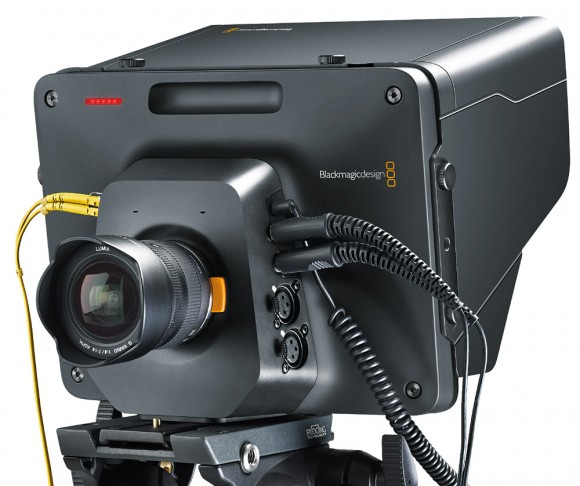 Blackmagic Design Announces New Lower Price For Studio Hd And 4k Cameras 4k Shooters
