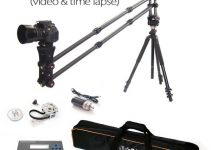 An Affordable Motorised Mini Jib from Digislider for Your Time-Lapse Workflow