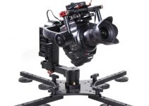 Take Your Car Action Shots To the Next Level With the RigMount XL Camera Gimbal Mount