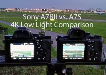 Sony A7R II vs. Sony A7S Low Light Comparison Tests