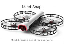 Snap – The Safest and Most Portable 4K Drone on the Market Today