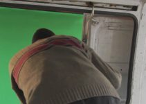 """1 Camera, 2 Lenses, Crew of 3 – Utilizing a Green Screen for a Scene in My Debut Feature Film """"The Sixth Day"""""""