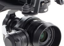 IBC 2015: DJI Unveiled the Zenmuse X5 and X5R Micro Four Thirds Cameras Capable of Shooting 4K Raw
