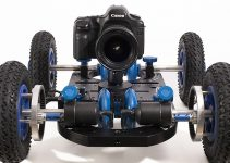 Camtrac – Adaptable Camera Dolly For Timelapse and Hyperlapse Videos
