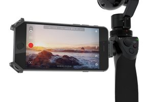 DJI Just Announced Its First 4K Hand-Held Gimbal/Camera System Called OSMO