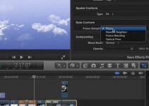 How to Manage Clips with Different Frame Rates in FCP-X