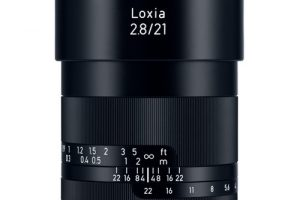 New Zeiss Loxia 21mm f/2.8 Wide Angle Lens for Sony A7s/Sony A7RII and A7SII