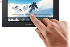 Blackmagic Video Assist Monitor/Recorder Gets First Major Firmware Update