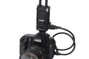 Budget Wireless Video Transmitter System From CAME TV
