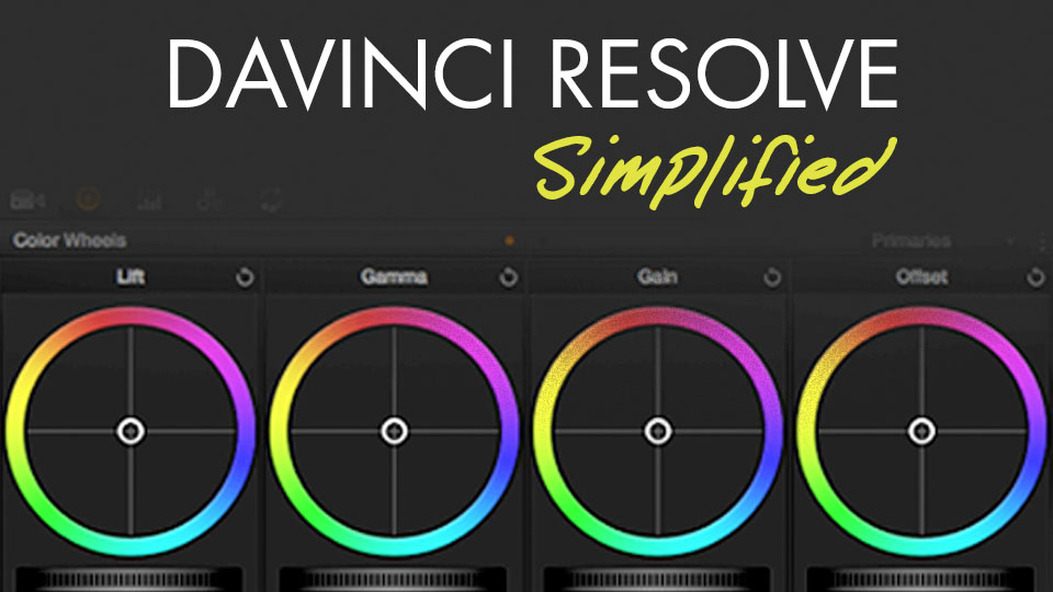 DaVinci Resolve Simplified