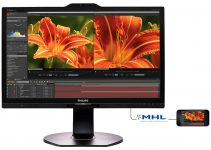 A Brand New 10-bit 4K UHD 24 Inch Monitor From Philips