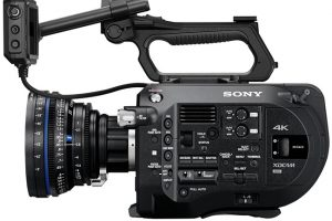 Firmware V3.0 For Sony FS7 to be Released in December