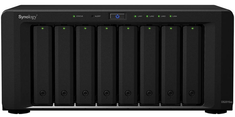 Synology_DS2015XS_01
