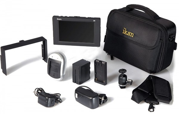 ikan d5 monitor deluxe kit