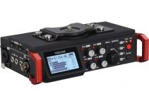 Tascam's New DR-701D Multi-Track Recorder Has HDMI and Timecode In