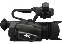 New JVC GY-HM200SP Streaming Camcorder For Sports Shooters