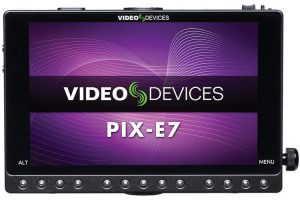 Five Reasons Why The Video Devices PIX-E Series Rock!