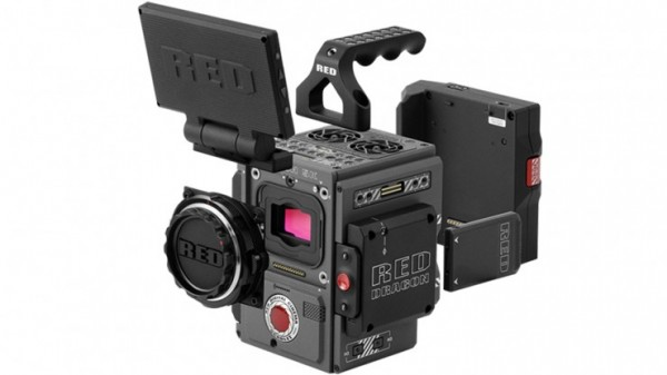 RED Scarlet-W Base Pack