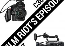 Film Riot Puts the Sony FS7 Against the Canon C300 II