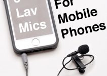 Three Lavalier Microphones For Recording High-Quality Audio On Your Smartphone