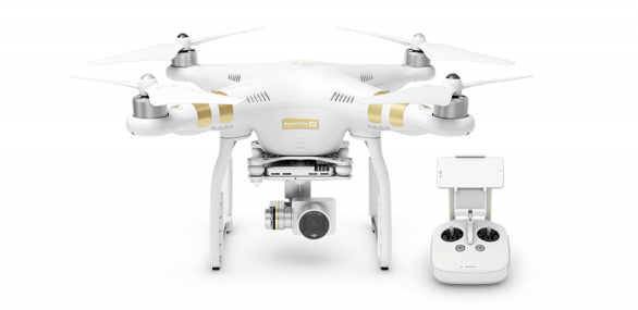 Dji Phantom 3 4K Quad