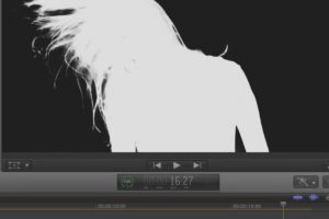FCP-X Tutorial: Removing a Challenging Background From a Highly-Compressed Video In Less Than 5 Minutes