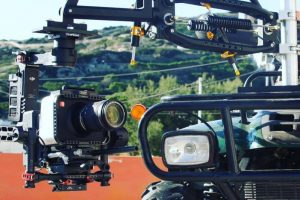 FlowCine Black Arm 3-Axis Dampening System Available For Pre-Order