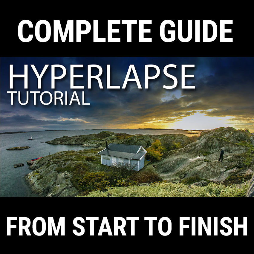 Here's How to Shoot Amazing Hyperlapse Videos from Start to
