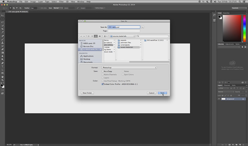How to get a proper 2351 film aspect ratio in premiere pro cc 4k photoshop1920x817px spiritdancerdesigns Gallery