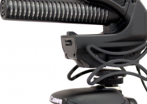 Azden SMX-30 Stereo Mic and SMX-15 Powered Shotgun Microphone for DSLR Shooters