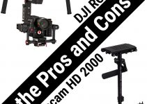 The Pros and Cons of Using the DJI Ronin and the Glidecam 2000 For Your Next Project