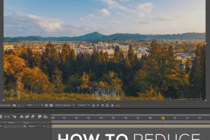 Use These Two Methods to Reduce Moire Patterns in After Effects
