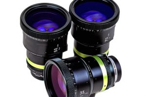 SLR Magic Announce New 1.33x Anamorphic Lenses in PL mount for Super 35 Cameras