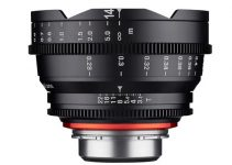 Samyang Complete XEEN Cine Prime Lens Set with 2 New Lenses – XEEN 14mm T3.1 and 35mm T1.5