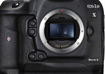 New Canon EOS-1D X Mark II is the 1st DSLR to Shoot 4K/60p