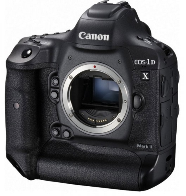 Canon 1D X Mark II Front