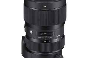 Sigma Brings Out New Superfast 50-100mm f/1.8 Telephoto, MC-11 Canon EF to Sony E Mount Adapter and Budget 30mm f1.4 Prime